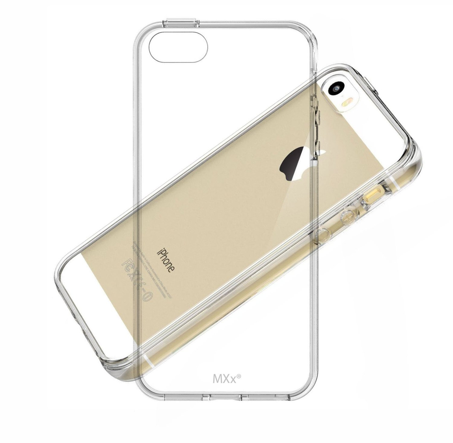 Iphone 5s, 5, 5g, Clear Case, Clear Case Protector : MXX