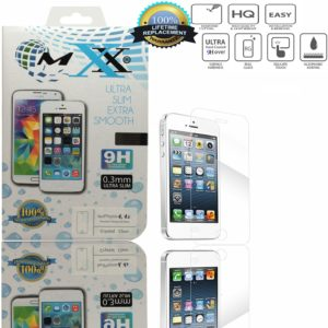 Iphone 4s, 4g, 4 Shatterproof Premium Tempered Glass Screen Protector