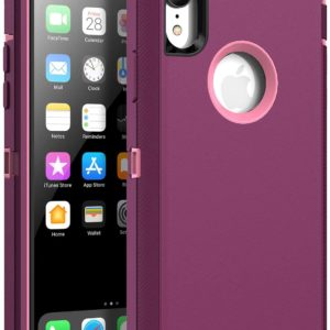iPhone XR Heavy Duty Case