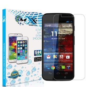 Moto X (1st Gen) Tempered Glass Screen Protector,